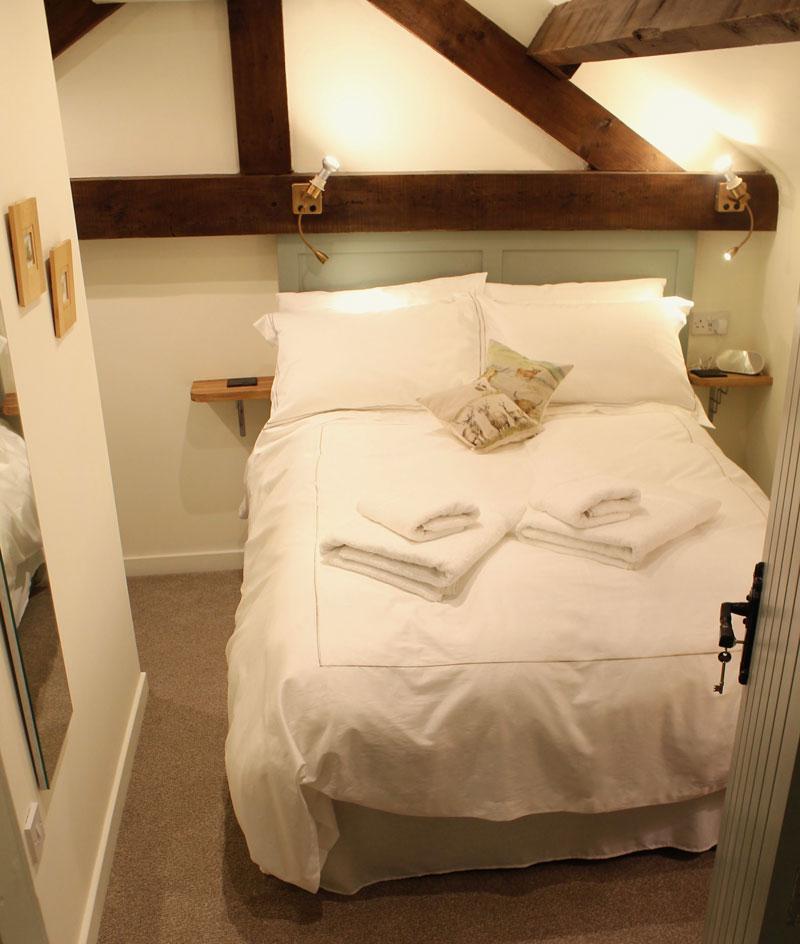 Monk Fryston Barn room 3